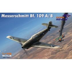 Messerchmitt BF 109 A/B.