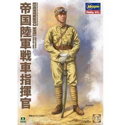 Comandante del Ejército Imperial japonés.