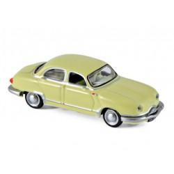 Panhard Dyna Z12, 1957.