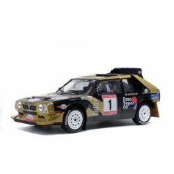 Lancia Delta S4. Rally de Asturias.