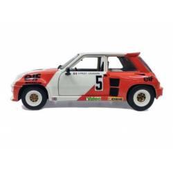 Renault 5 Turbo. Rally Du Var.