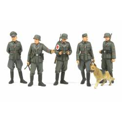 German Field Military Police Set.