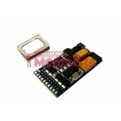Digital decoder w/ sound for series 242T RENFE, Ibertren