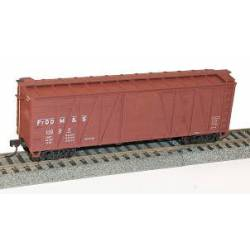 40' Boxcar w/8' Door Union Pacific.