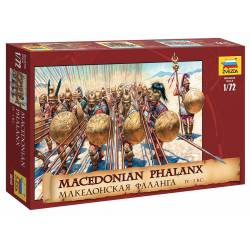Macedonian Phalanx.