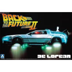 Back to the Future Part II DeLorean DMC-12.