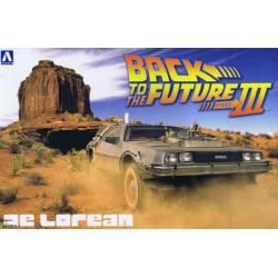 Back to the Future Part III DeLorean DMC-12.