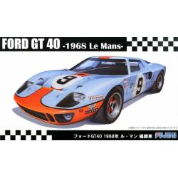 Ford G40 1968 Le Mans. RS-97.
