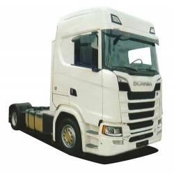 Scania S, 2 axles.