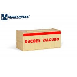 20' swap bodie, RAÇOES VALOURO.