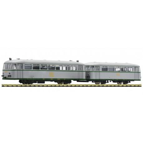 Ferrobús de 2 unidades 591 301 de RENFE.
