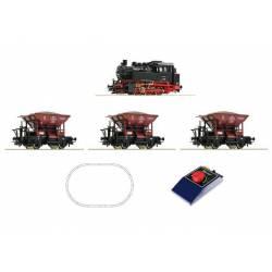 Caja de iniciación analógica. Locomotora BR80, DB.