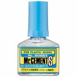 Pegamento para plástico Mr Cement S.