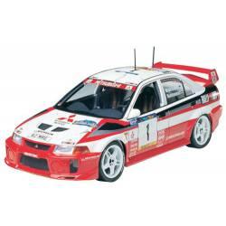 Mitsubishi Lancer Evolution VII WRC.