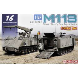M113 combo set: Fitters and Chata'p field repair vehicles