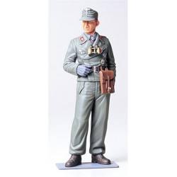 Carrista de la Wehrmacht.