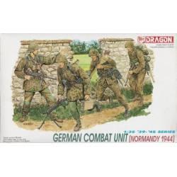 German combat unit.