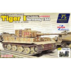 Tiger I, late production.