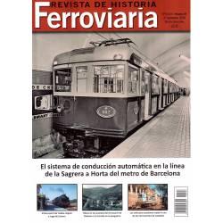Revista de Historia Ferroviaria nº 24.