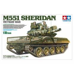 U.S. Airborne Tank M551 Sheridan.