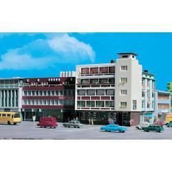 Edificio de ciudad de cuatro plantas. VOLLMER 47728