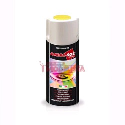 Traffic yellow. Spray, 100ml.