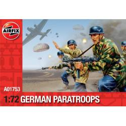 WWII German Paratroops. AIRFIX A01753