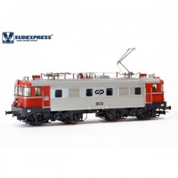 Electric locomotive 2568, CP.
