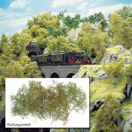 Material para crear vegetación. Teloxys. BUSCH 6801