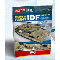 How to paint IDF vehicles.
