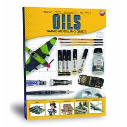 Guía de modelismo: como pintar con óleos.