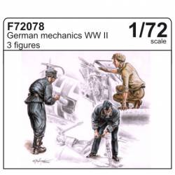 German mechanics. CMK