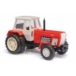 Tractor agrícola.