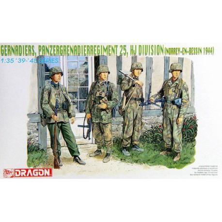 Panzergrenadier Regiment 25.