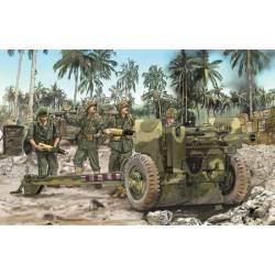 Obús M2A1 de 105 mm.