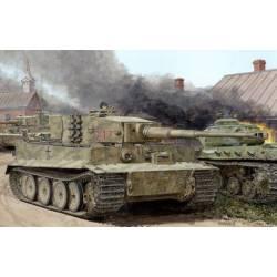 Tiger I, Batalla de Malinava.