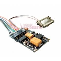 Digital decoder w/ sound for series 276, RENFE. ER301S276