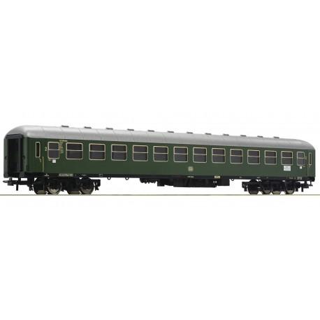 2nd class coach type B4üm, DB.