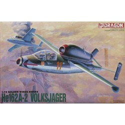 He162A-2 Volksjager.