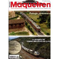 Revista Maquetren, nº 320.