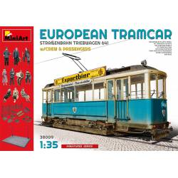German Tramcar 641.