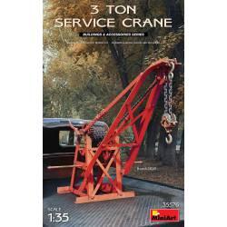 5 TON gantry crane and equipment.
