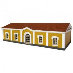 Estación de Obejo.