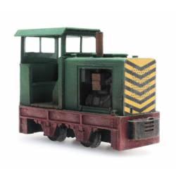 Locomotora minera Deutz GZ30B.