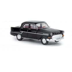 Opel Kapittan, black.