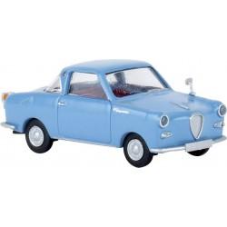 Glas Goggomobil Coupe, azul.