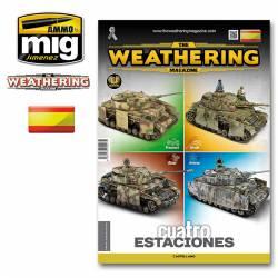 The Weathering Magazine 28: Cuatro estaciones.