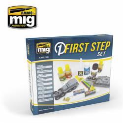 Set Primeros pasos.