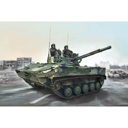 BMD-4 Airborne Infantry fighting vehicle.