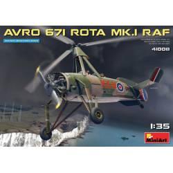 Avro Rota 671.
